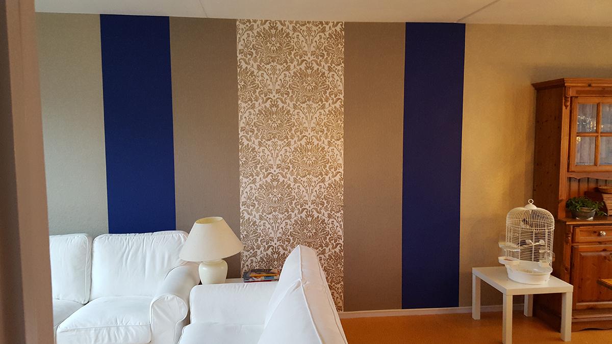 Behang- en schilderwerk
